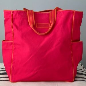Vera Bradley Pink Tote Bag